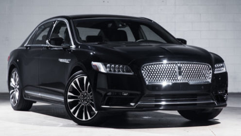 New Lincoln Continental Reserve 400bhp Luxury All Wheel Drive