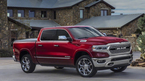 2019 DODGE RAM PICK-UP