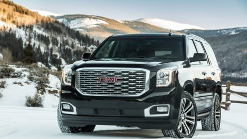 New GMC Yukon Denali Ultra-Luxury Full Size 7-Seat SUV