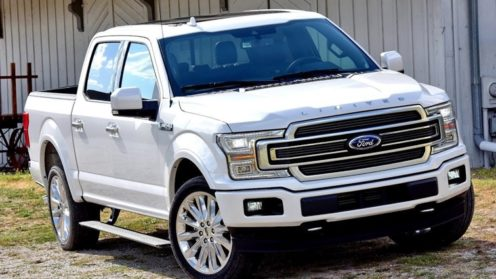 New Ford F150 Pick-Up