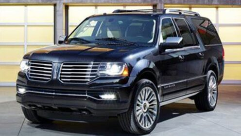 Lincoln Navigator Reserve Edition 3.5L Ecoboost Twin Turbo 4WD