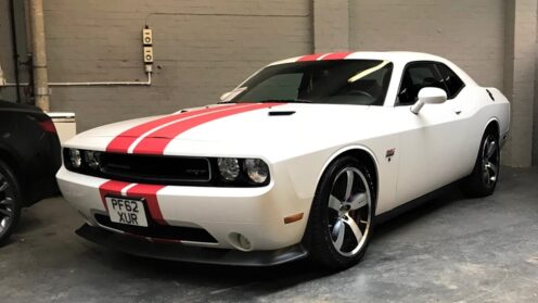 Dodge Challenger SRT 392 470bhp Sports Coupe