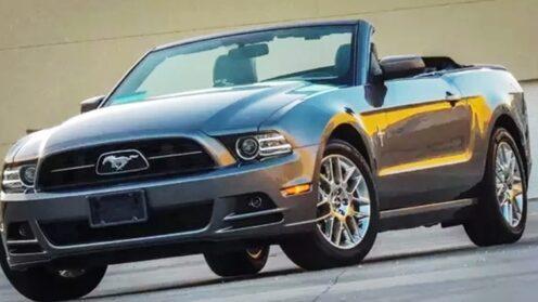 Ford Mustang Premium 305bhp V6 Convertible Auto