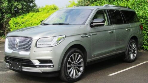 Lincoln Navigator Reserve 450bhp 7-Seat AWD