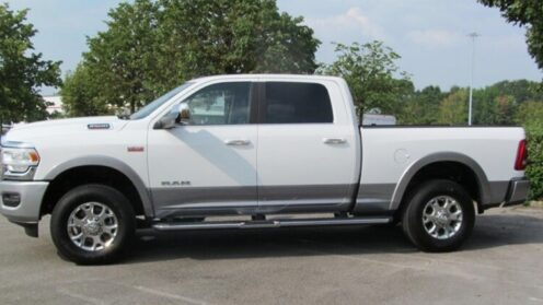 Dodge RAM HD 2500 6.4L V8 Crew Cab Laramie 4×4