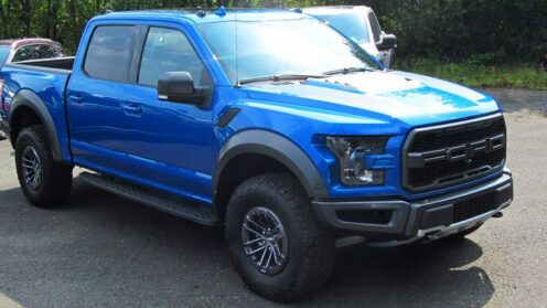 Ford F-150 RAPTOR 3.5L V6 450 Bhp Twin Turbo Super Crew Cab