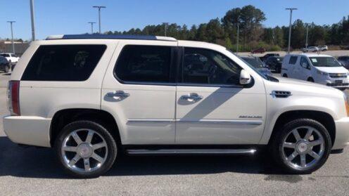 Cadillac Escalade 403bhp 8-Seat Luxury SUV
