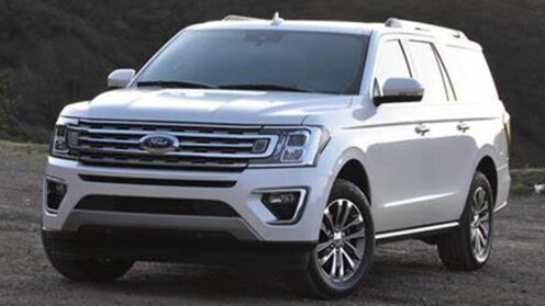 Ford Expedition Limited 8-Seat Luxury SUV