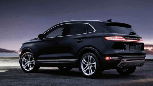 Lincoln MKC 2.3L 285bhp Ecoboost Black Label/Presidential 4WD