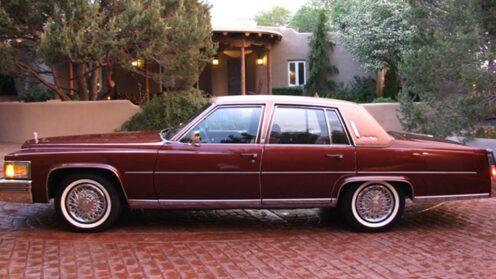 1979 Cadillac Fleetwood Brougham D'Elegance