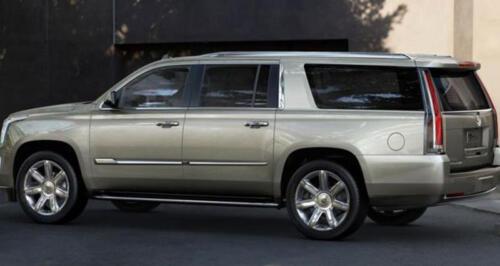 Cadillac Escalade Side