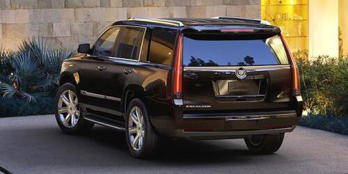 Cadillac Escalade Rear